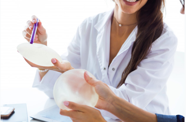 Rotura de la prótesis tras el parto